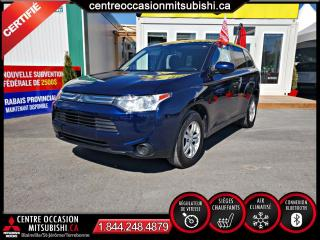 Used 2014 Mitsubishi Outlander ES + AC + GR.ELECTRIQUE for sale in Blainville, QC