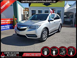 Used 2014 Acura MDX NAVIGATION SH-AWD CUIR TOIT VOL.CHAUFFAN for sale in Blainville, QC