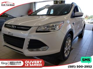 Used 2016 Ford Escape *SE* AWD* AIR* CRUISE* CAMÉRA* for sale in Québec, QC