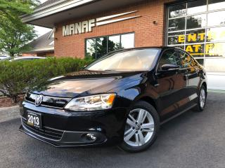 Used 2013 Volkswagen Jetta Hybrid TSI DSG Heated Seats Low KM Certified* for sale in Concord, ON