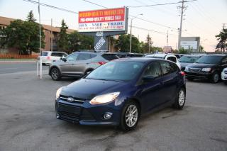 Used 2012 Ford Focus SE for sale in Toronto, ON