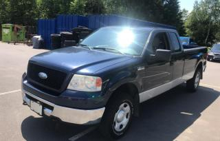 Used 2006 Ford F-150 4x4 LONG BOX / GREAT CONDITION / ONLY 128000 KMS!!! for sale in Hamilton, ON