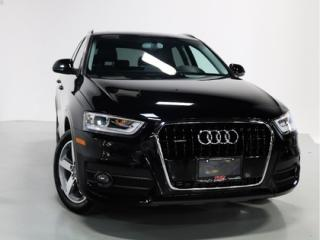 """Used 2015 Audi Q3 PROGRESSIV   PANO ROOF   19"""" WHEELS for sale in Vaughan, ON"""