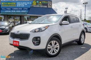 Used 2019 Kia Sportage LX for sale in Guelph, ON