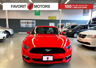 Used 2015 Ford Mustang EcoBoost Premium *CERTIFIED!* |NAV|LEATHER|BACKUP| for sale in North York, ON