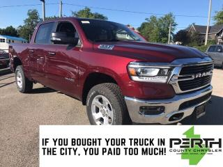 New 2020 RAM 1500 Big Horn | Level 2 | Navigation | Parksense | Remo for sale in Mitchell, ON