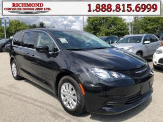 Used 2018 Chrysler Pacifica L for sale in Richmond, BC