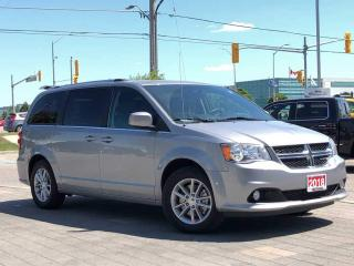 Used 2018 Dodge Grand Caravan Premium Plus**DVD**Back UP CAM**NAV** for sale in Mississauga, ON