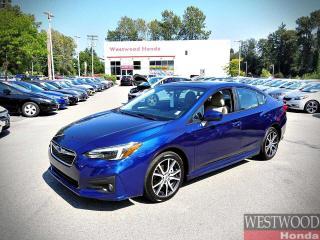 Used 2017 Subaru Impreza Touring for sale in Port Moody, BC