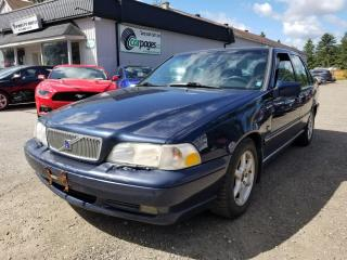 Used 2000 Volvo S70 Base 2000 Volvo S70 Base AS IS for sale in Bloomingdale, ON