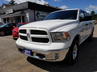 Used 2017 RAM 1500 SLT Crew Cab SWB 4WD 2017 RAM 1500 SLT Crew Cab SWB 4WD for sale in Bloomingdale, ON