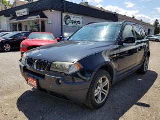 Used 2005 BMW X3 3.0i 2005 BMW X3 3.0i for sale in Bloomingdale, ON