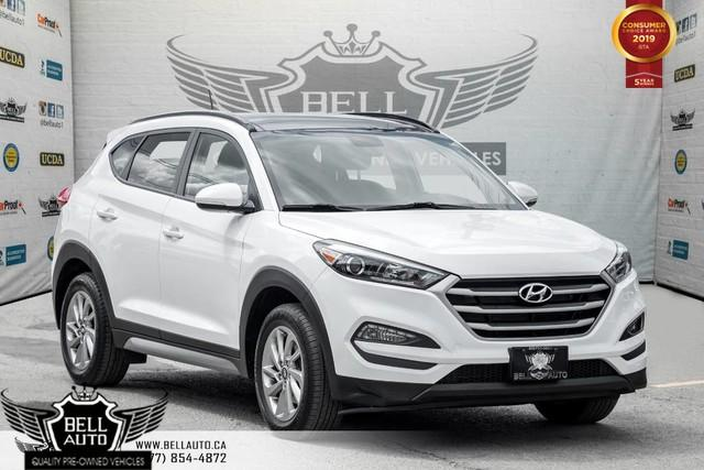 2017 Hyundai Tucson Luxury, NO ACCIDENT, BACK-UP CAM, PANO ROOF, BLINDSPOT
