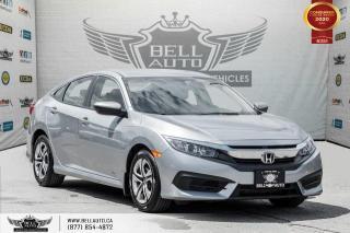 Used 2017 Honda Civic Sedan LX, BACK-UP CAM, BLUETOOTH, HEATED SEAT, ECO MODE for sale in Toronto, ON