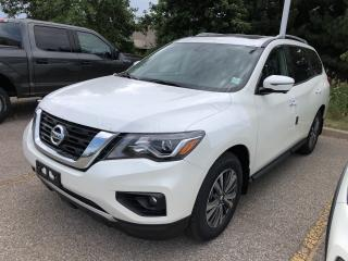 New 2019 Nissan Pathfinder SL PREMIUM for sale in Burlington, ON