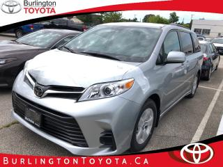 New 2020 Toyota Sienna LE 8-Passenger for sale in Burlington, ON