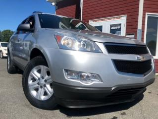 Used 2010 Chevrolet Traverse Traction avant 4 portes 1LS for sale in Drummondville, QC