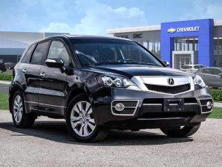 Used 2010 Acura RDX TECH PKG-NAV-1 OWNER TRADE for sale in Markham, ON