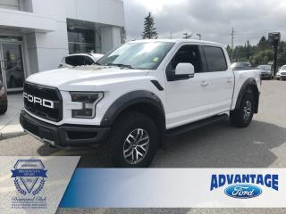Used 2017 Ford F-150 Raptor Trailer Tow - Terrain Management System for sale in Calgary, AB