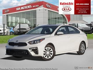 Used 2020 Kia Forte LX for sale in Mississauga, ON