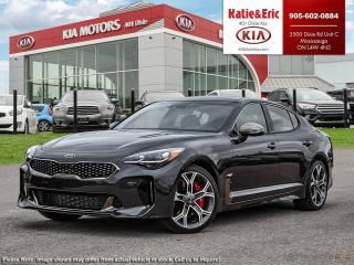 Used 2019 Kia Stinger GT Limited for sale in Mississauga, ON