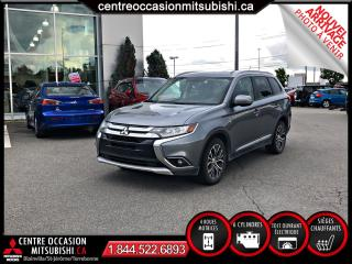 Used 2016 Mitsubishi Outlander SE AWC TOURING TOIT MAGS 18 PO for sale in St-Jérôme, QC