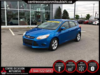 Used 2013 Ford Focus Hayon 5 portes SE auto for sale in St-Jérôme, QC