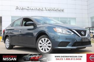 Used 2017 Nissan Sentra One owner trade. Nissan certified preowned! for sale in Toronto, ON
