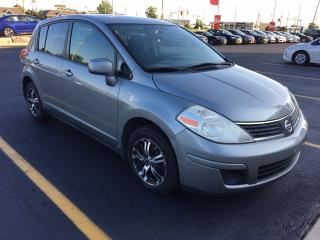 Used 2008 Nissan Versa 1.8 S - ALLOYS|A/C|POWER GROUP PKG!! for sale in Ancaster, ON