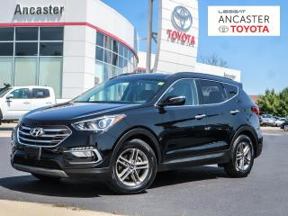 Used 2018 Hyundai Santa Fe 2.4 LUXURY - NAVI|BLIND SPOT|CAMERA|BLUETOOTH for sale in Ancaster, ON