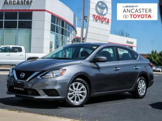 Used 2019 Nissan Sentra 1.8 SV - SUNROOF BLUETOOTH BACKUP CAMERA for sale in Ancaster, ON