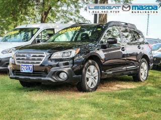 Used 2017 Subaru Outback 2.5i for sale in Burlington, ON