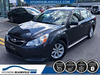 Used 2011 Subaru Legacy 4 PORTES AWD DÉMAR DISTANCE+ for sale in Blainville, QC