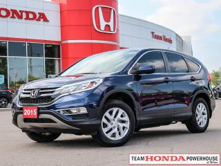 Used 2015 Honda CR-V EX-L    *** ONE OWNER - - -  NO ACCIDENTS - - - RARE *** for sale in Milton, ON