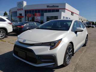 New 2020 Toyota Corolla XSE for sale in Etobicoke, ON