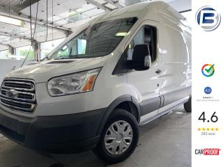 Used 2018 Ford Transit T-250 | toit haut extra long for sale in St-Hyacinthe, QC