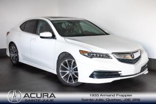 Used 2015 Acura TLX Certifié, Financement a partir de 0.9% for sale in Ste-Julie, QC