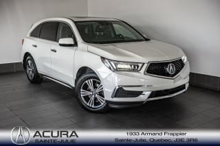 Used 2017 Acura MDX for sale in Ste-Julie, QC