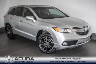 Used 2015 Acura RDX TECH PKG  Garantie prolongé for sale in Ste-Julie, QC