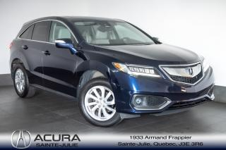 Used 2016 Acura RDX TECH PKG Garantie prolongé jusqu'a 130000km for sale in Ste-Julie, QC