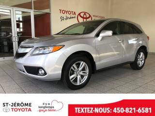 Used 2013 Acura RDX * AWD * CUIR * MAGS * CAMÉRA * for sale in Mirabel, QC