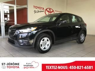 Used 2016 Mazda CX-5 * 71 000 KM * MAGS * AIR * for sale in Mirabel, QC
