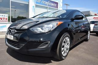 Used 2013 Hyundai Elantra GL Automatique for sale in St-Eustache, QC