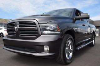 Used 2016 RAM 1500 Crew Cab Sport for sale in St-Eustache, QC