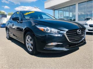 Used 2017 Mazda MAZDA3 GX (M6) for sale in Lévis, QC