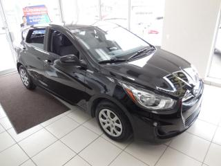 Used 2013 Hyundai Accent GL AUTO TRACTION AVANT A/C CRUISE SIÈGES for sale in Dorval, QC