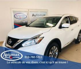 Used 2015 Nissan Murano SL for sale in Rouyn-Noranda, QC