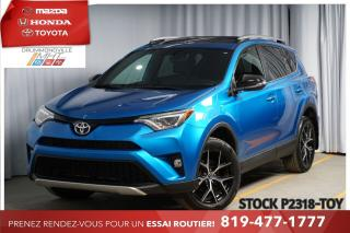 Used 2016 Toyota RAV4 AWD* CUIR* TOIT* NAV* 18PO* for sale in Drummondville, QC
