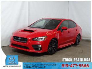Used 2015 Subaru WRX Sport Pack|TOITOUV|AWD|268HP| for sale in Drummondville, QC