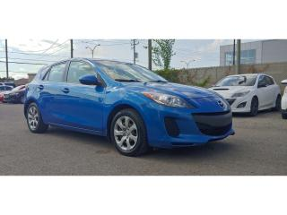 Used 2012 Mazda MAZDA3 Man *Pioneer Radio*BT*USB*  30$/sem for sale in St-Jérôme, QC